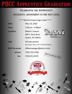 Reno Graduation Announcement